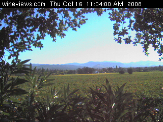 California webcam - Napa Valley
